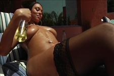 Big Wet Black Tits 3 Scene 1