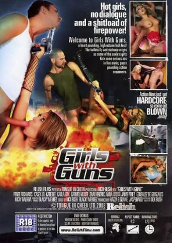 Girls With Guns from Relish back cover