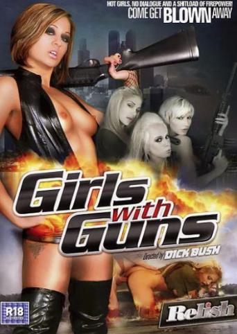 Girls With Guns from Relish front cover