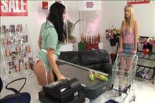 Checkout Chicks Scene 4