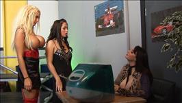 Mork And Mandy Scene 5