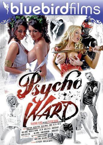 Psycho Ward from Bluebird Films front cover