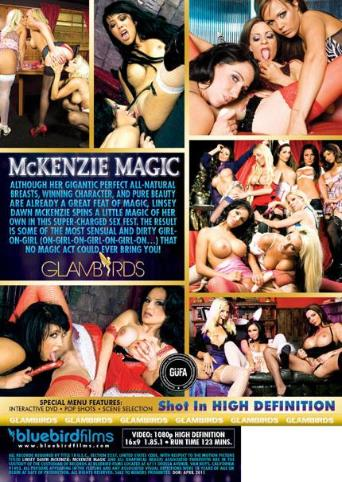 Mckenzie Magic from Bluebird Films back cover