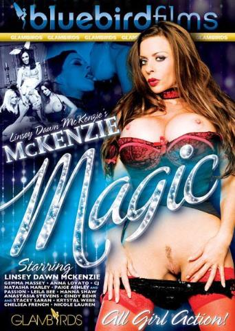 Mckenzie Magic from Bluebird Films front cover