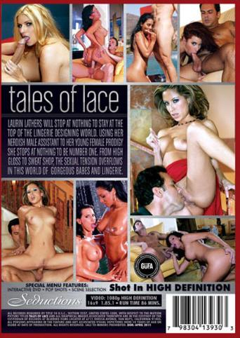 Tales Of Lace from Bluebird Films back cover