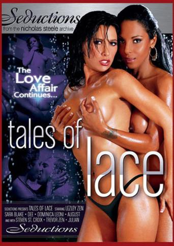 Tales Of Lace from Bluebird Films front cover