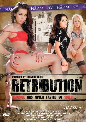 Retribution from Harmony front cover