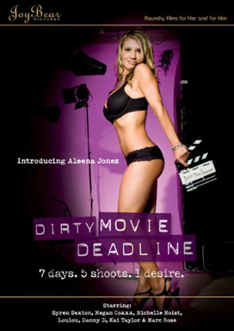 Dirty Movie Deadline from Joy Bear front cover