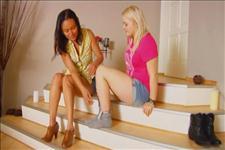 Girls Get Heated Scene 2