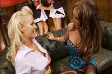 Gemma Massey's Lady Days Scene 2