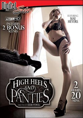 High Heels And Panties from Digital Sin front cover