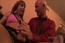 Transsexual Cheerleaders 9 Scene 3