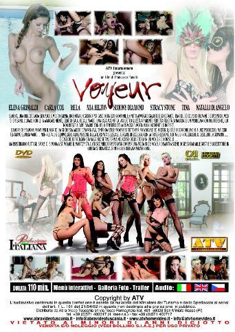 Voyeur from ATV back cover