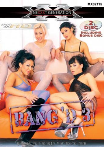 Bang'd 3 from Nexxxt Generation XXX front cover
