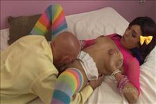 Transsexual Babysitters 20 Scene 2