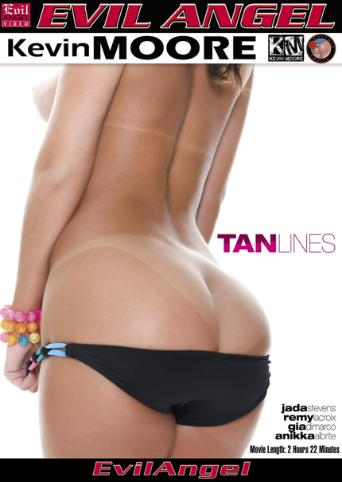 Tanlines from Evil Angel front cover