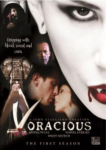 Voracious from Evil Angel: Rocco Siffredi front cover