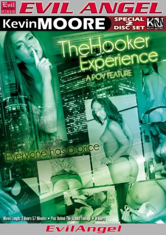 The Hooker Experience from Evil Angel front cover