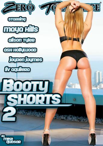 Booty Shorts 2 from Zero Tolerance front cover