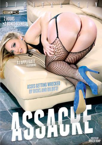 Assacre from Digital Sin front cover