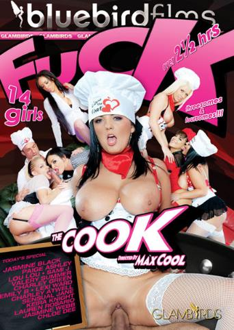Fuck The Cook from Bluebird Films front cover