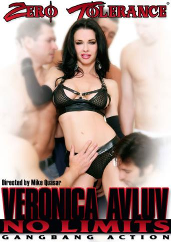 Veronica Avluv No Limits from Zero Tolerance front cover
