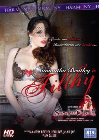 Samantha Bentley Is Filthy from Harmony front cover