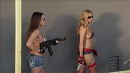 Bikini Outlaws Scene 1