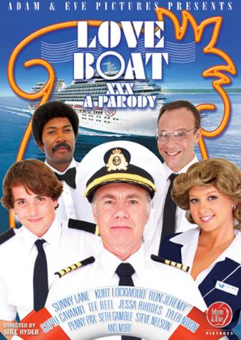 Love Boat XXX A Parody from Adam & Eve front cover