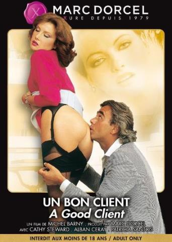 A Good Client from Marc Dorcel front cover