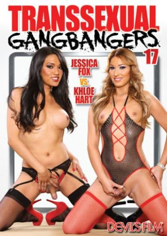 Tanssexual Gangbangers 17 Jessica Fox vs. Khloe Hart