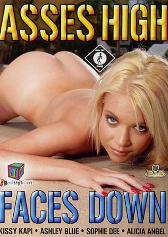 Asses High Faces Down from JM Productions front cover