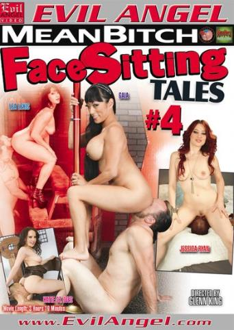 Face Sitting Tales 4 from Evil Angel front cover