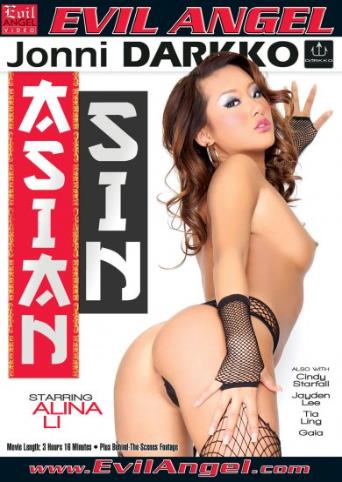 Asian Sin from Evil Angel: Jonni Darkko front cover