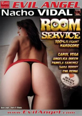 Room Service from Evil Angel: Nacho Vidal front cover