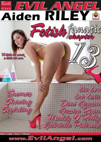 Fetish Fanatic 13 from Evil Angel: Belladonna front cover