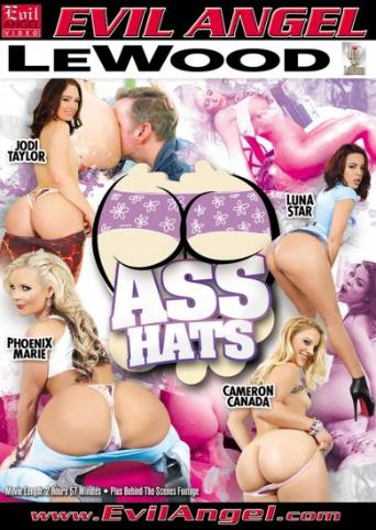 Ass Hats from Evil Angel front cover