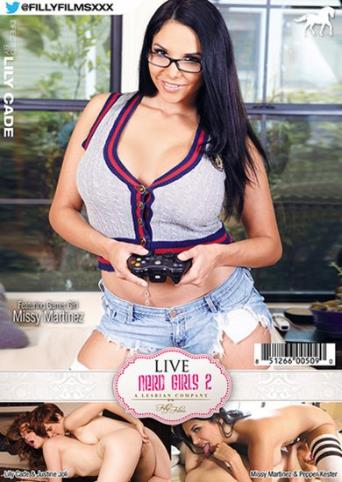 Live Nerd Girls 2 from Filly Films front cover