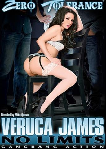 Veruca James No Limits from Zero Tolerance front cover