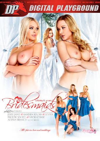 Bridesmaids from Digital Playground front cover