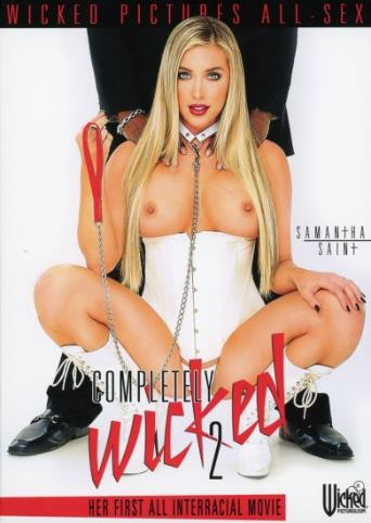 Samantha Saint Completely Wicked 2 from Wicked front cover