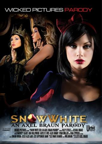 Snow White An Axel Braun Parody from Wicked front cover
