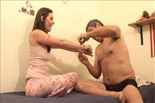 Handjobs And Handcuffs 2 Scene 2
