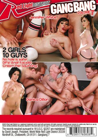 Gangbang 7 from Red Light District back cover