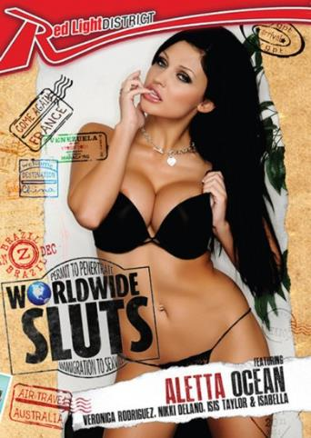 Worldwide Sluts from Red Light District front cover