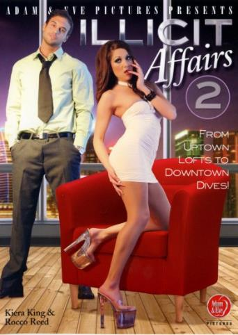 Illicit Affairs 2 from Adam & Eve front cover