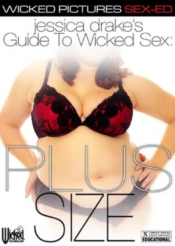 Jessica Drake's Guide To Wicked Sex Plus Size from Wicked front cover
