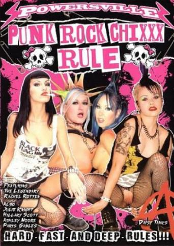 Punk Rock ChiXXX Rule