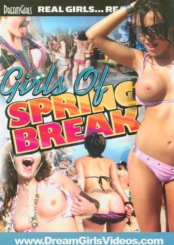 Girls Of Spring Break from DreamGirls front cover