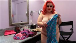 Marshmallow Girls Bbw Idol April Flores Scene 1